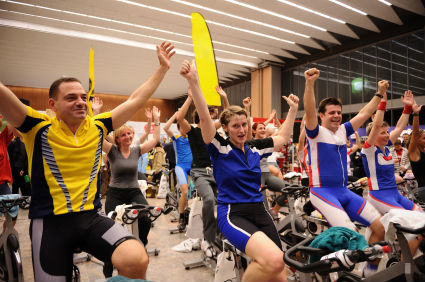Can serious cyclists benefit from Spinning?