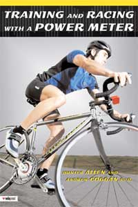 Training and Racing with a Power Meter is the absolutely bestseller among Training4cyclists´ readers