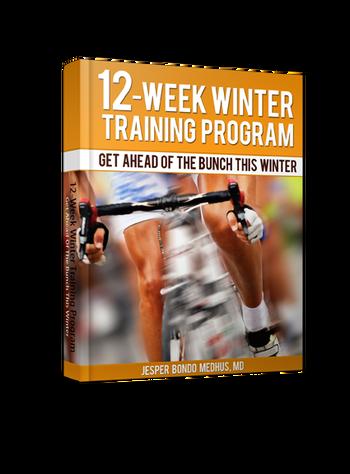 12week winter training program