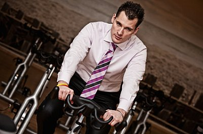 Need more time for your indoor cycling training?